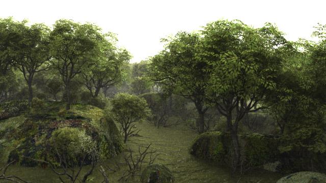Forest by Rodrigo Gelmi
